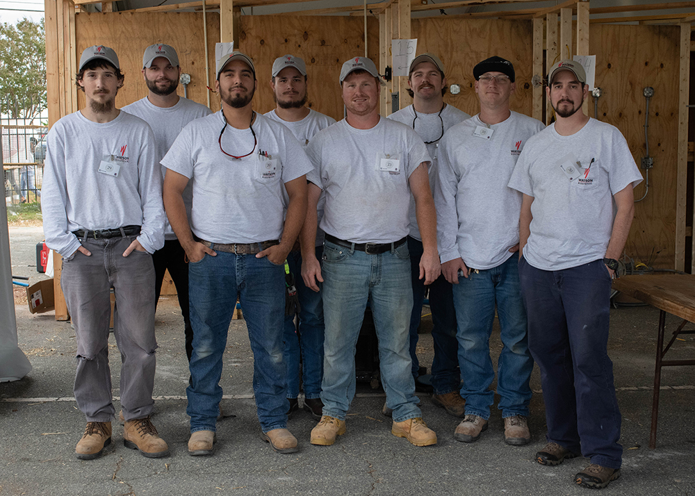Watson Electrical Construction Apprentices